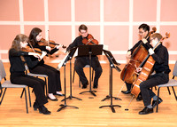 Donovan Quintet, 2017 grand prize winners of the SPCO Youth Chamber Music Competition